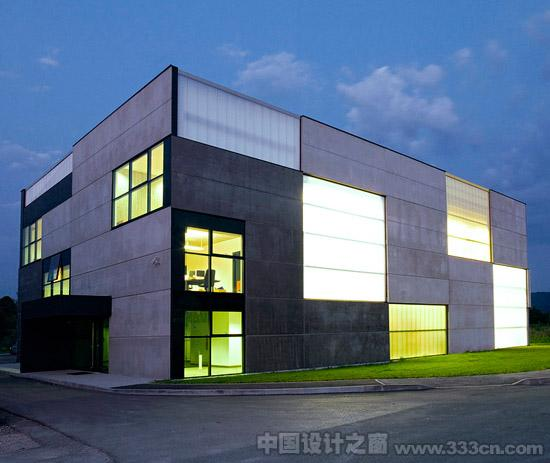 斯洛文尼亚 办公室 商店 建筑 设计