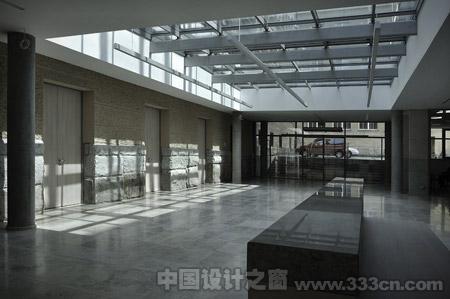 波兰设计节 建筑师 Neostudio・Architekci APA・Bulat 大学图书馆
