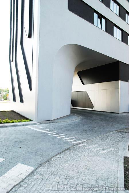 波兰 SOF 酒店 建筑设计 酒店设计