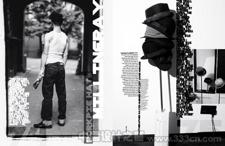书籍 画册 杂志 Neville・Brody Aren・ Homme