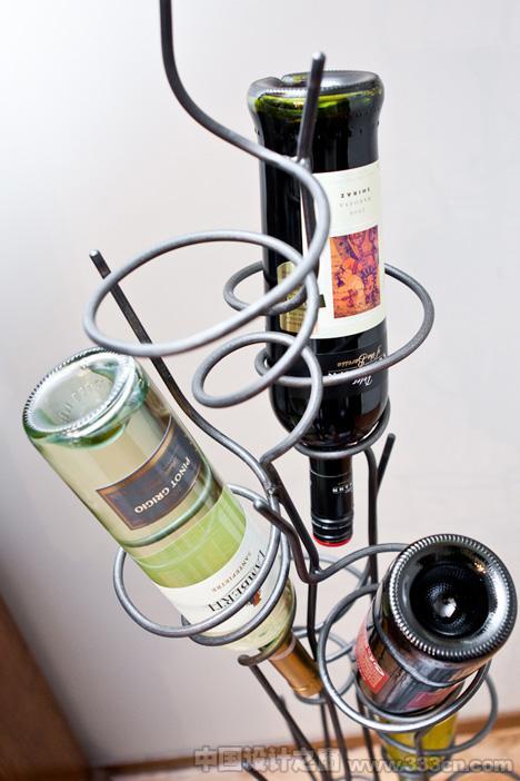 Kendall・LeCompte Wine-Tree 酒摆设 装饰 创意