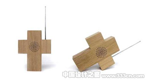 radio 无线电 收音机 工业设计 Kosmos・Project