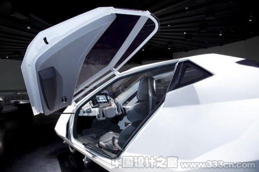 宝马 慕尼黑 SIMPLE 未来概念车 三轮车