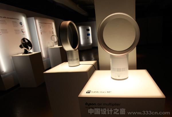 Dyson 工业设计 产品 圆环电扇 家电