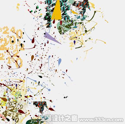 日本 艺术家 松山智一 插画 展览