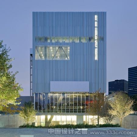 剧院 The-Dee-and-Charles-Wyly 公共建筑 设计 美国