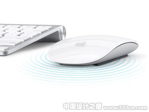 Apple 鼠标 数码产品 电脑伴侣 工业设计