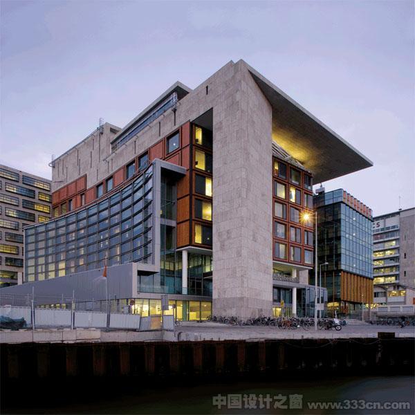 Jo-Coenen&Co 建筑事务所 建筑设计 环艺 公共建筑