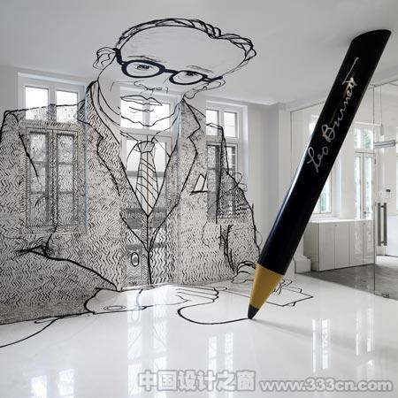 Leo・Burnett 广告公司 办公空间 设计 室内