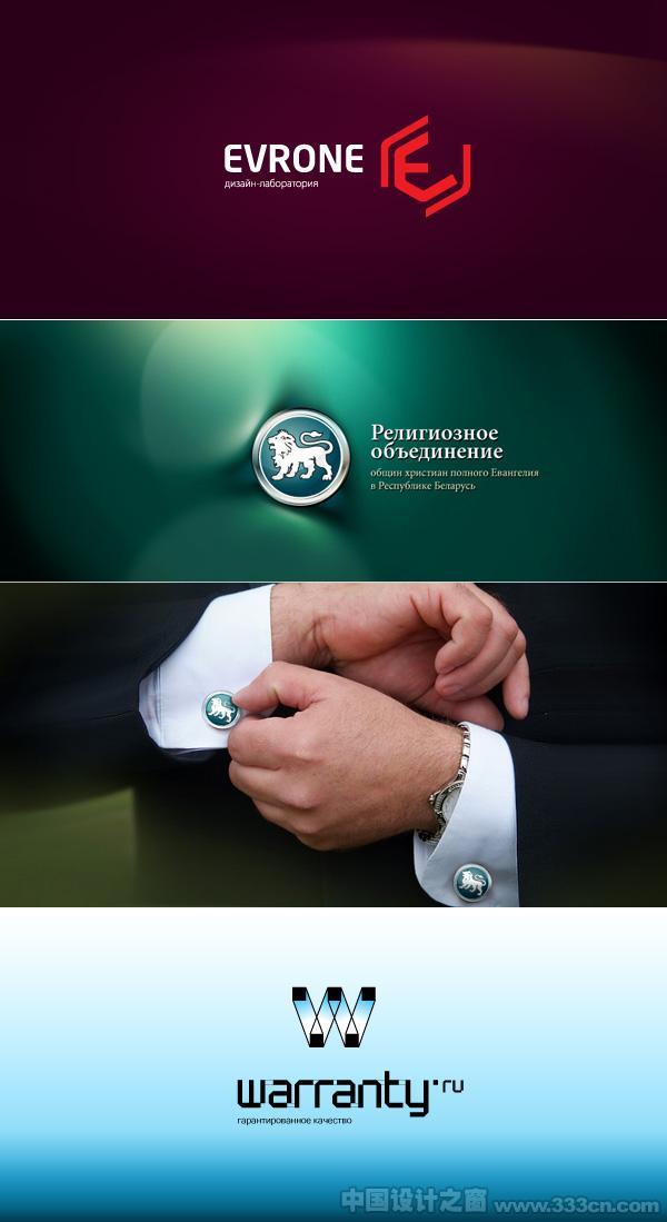Denis-Olenik 白俄罗斯 logo 标志 创意