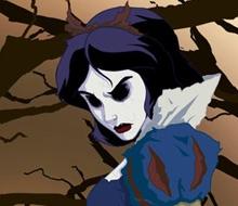 扭曲的美丽-黑暗迪士尼公主