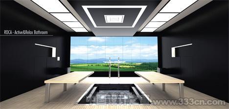 Michal・Mitek 产品 工业设计 创意 浴室设计