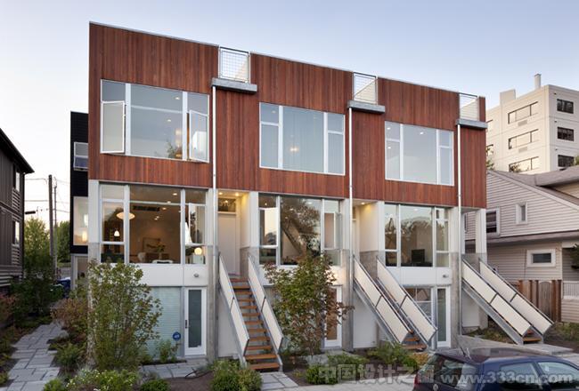 雷明顿 住宅 HyBrid 美国 西雅图