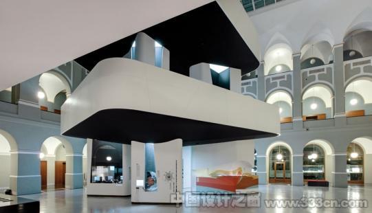 苏黎世 focusTerra 展览 展览空间 展台