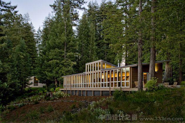别墅 建筑 标志 乡村住宅 设计