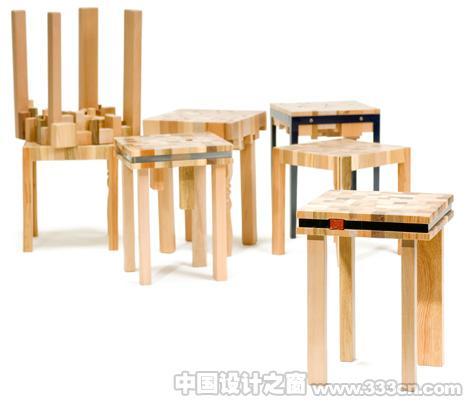 家具 残 理念 创意 工业设计
