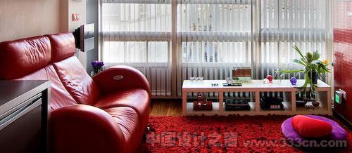 西班牙 小公寓 Santos-Díez clicarQ 室内设计