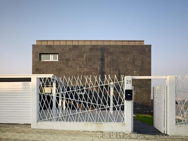 阿拉科鲁尼亚 单体屋 Montrove 室内设计 住宅设计