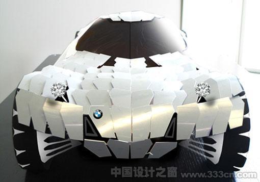 宝马 概念车 创意 产品 设计