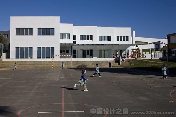 阿方托里比奥 佩尼亚涂 幼儿园设计 建筑设计 环艺