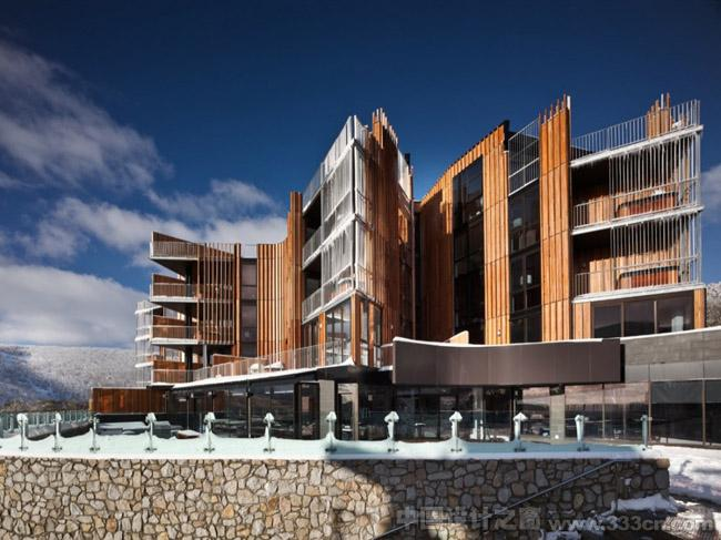 艾伦伯格・弗雷泽,St.Falls建筑,苗学礼,Zacamoco,澳大利亚,维多利亚