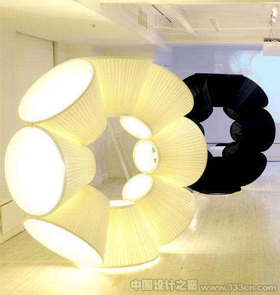 落地灯 灯具 创意 工业设计 照明设计