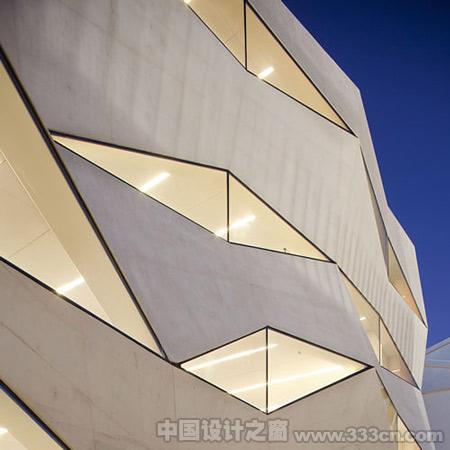 建筑设计 公司总部 沃达丰 Barbosa Guimaraes