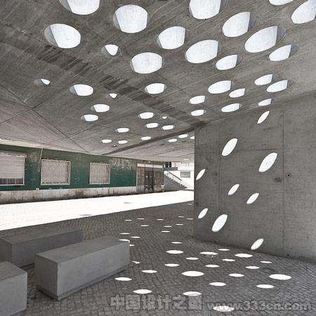 Ateliermob 阴影 表面设计 环艺 建筑