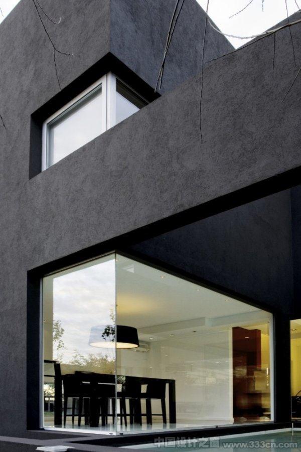 Andres・Remy・Architects 阿根廷 布宜诺斯艾利斯 别墅 建筑