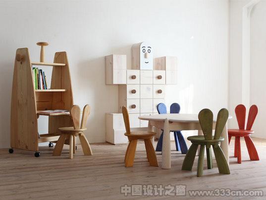 Yu・Watanabe Hiromatsu 日本 工业设计 儿童家具
