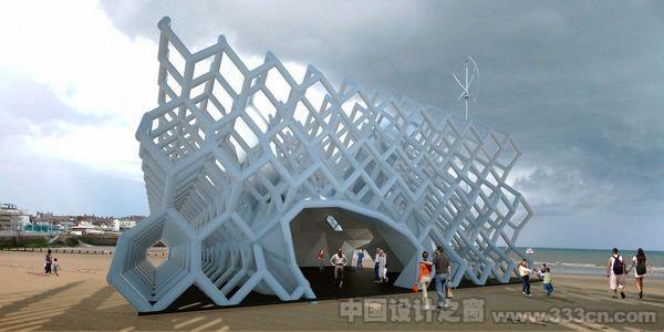 约克郡钻石 展览馆建筑设计