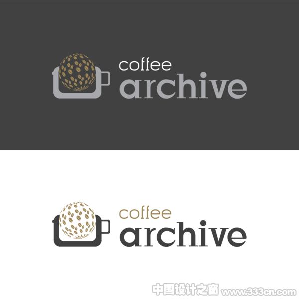 咖啡档案VI视觉设计