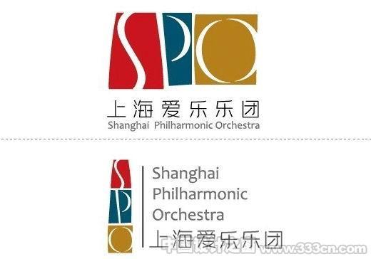 上海爱乐乐团启用新Logo语言密率概绘制分布图r图片