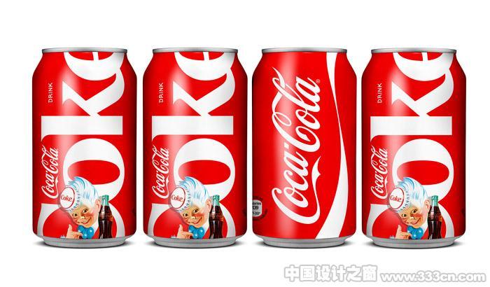 可口可乐125周年纪念珍藏罐