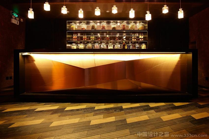 asylum设计的中国上海尊尼沃克私人酒窖