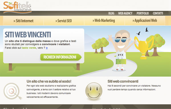 cleanbright8 30 Clean and Bright Website Designs