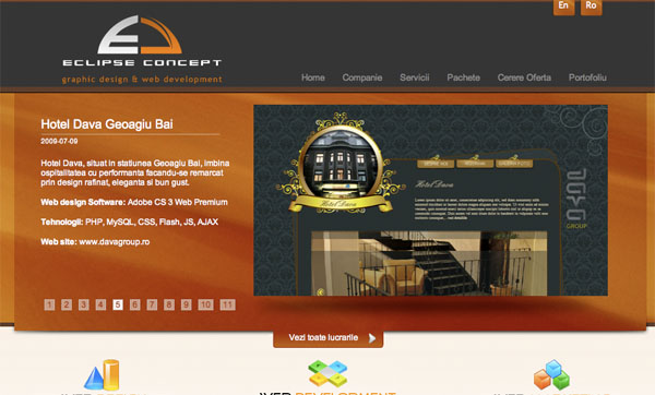 cleanbright20 30 Clean and Bright Website Designs