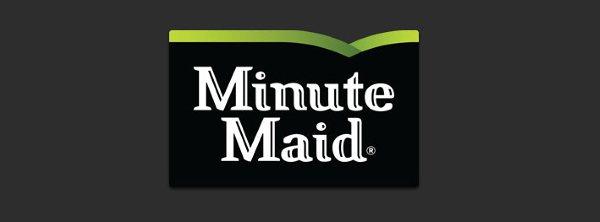 minutemaid 美汁源全新品牌标识与包装系统欣赏