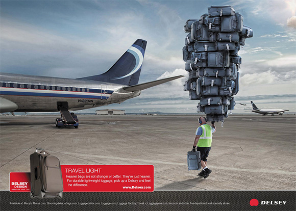 Delsey Luggage: Tarmac