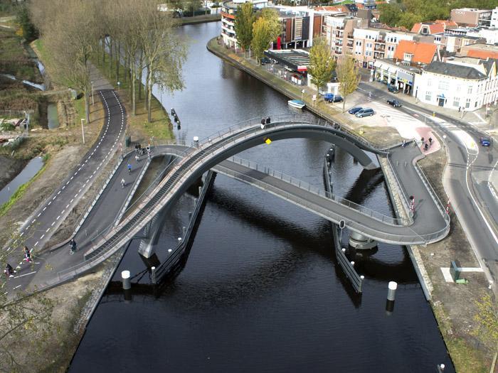 震撼眼球的桥梁设计欣赏