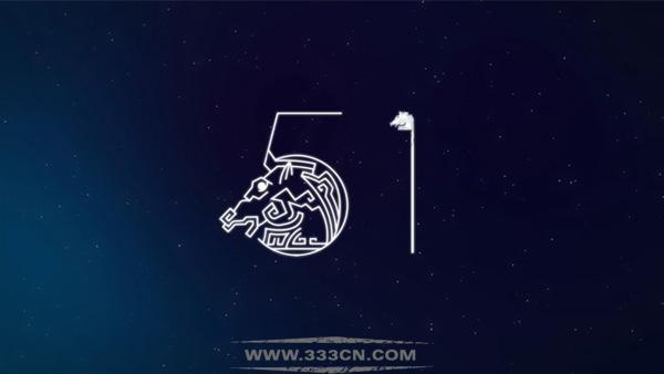 萧青阳 第51届 金马奖 视觉标志 logo
