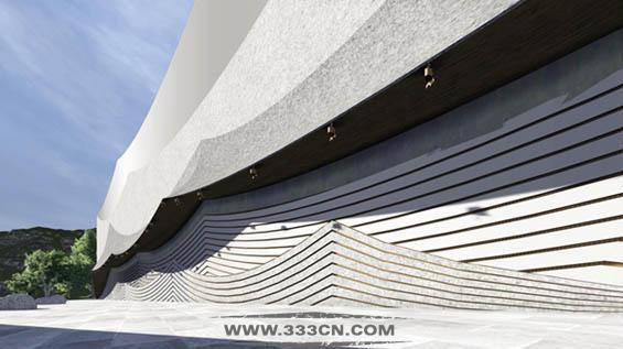 山西 又见五台山 剧场建成 朱小地 王潮歌 空间构成