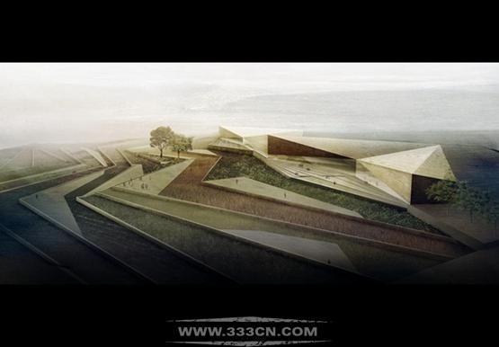 加沙地区 爱尔兰赫尼根-彭 Heneghan-Peng 巴勒斯坦博物馆 Palestinian