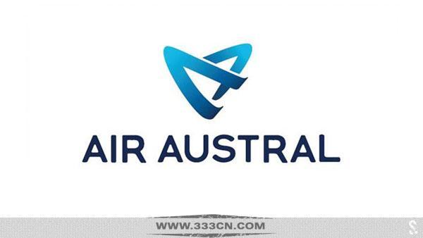 留尼汪 南方航空 Air-Austral 新涂装 新LOGO 飞机logo