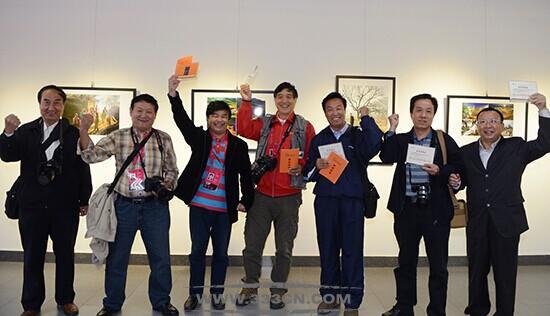 北京 国际摄影周 2014 全国优秀摄影作品联展 尚8艺术区