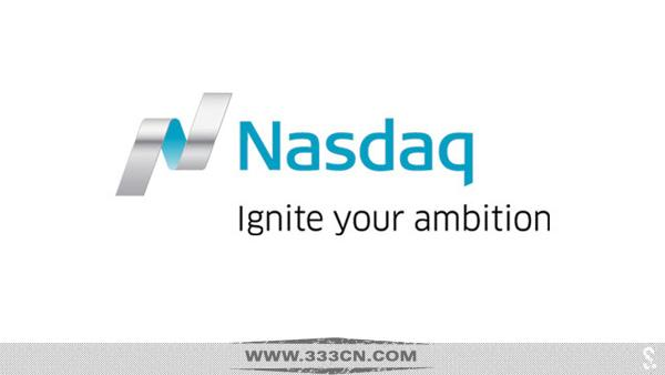 纳斯达克 NASDAQ 股票交易所 新LOGO 标识设计
