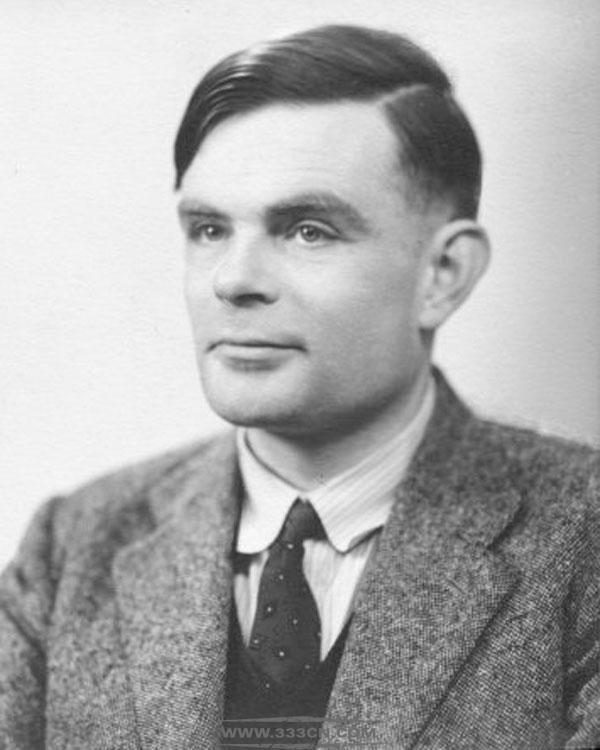 图灵 Enigma Alan-Turing 苹果LOGO 标识