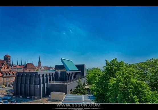 意大利 建筑 雷纳托-里齐 波兰设计 莎士比亚剧院