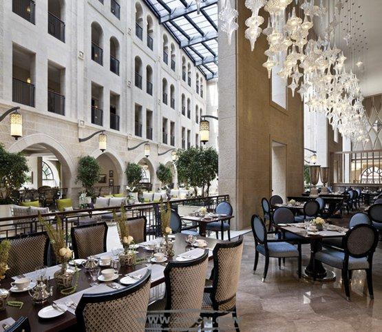 耶路撒冷市 Palace-Hotel 伊斯兰风格 大穆夫提哈吉-阿明―艾尔-侯赛因 赖克曼