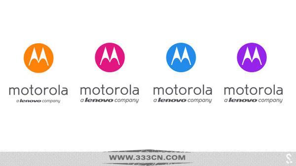 摩托罗拉 公司Logo 联想 移动品牌 谷歌